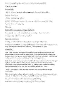Bilete av programmet - pdf-fila
