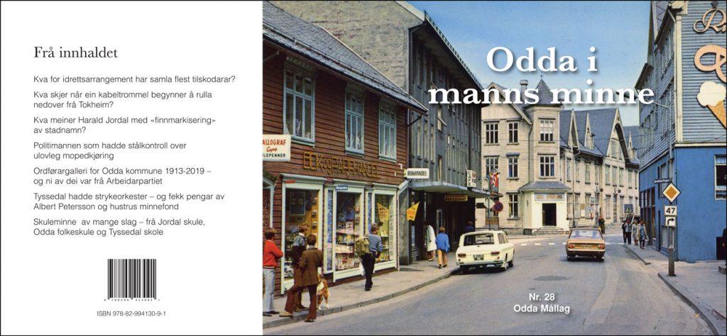 Omslaget til OIMM28